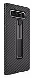 Xundd Vision Series Samsung Galaxy Note 8 Karbon Siyah Silikon Kılıf