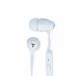 Yookie Universal Mikrofonlu Beyaz Kulakiçi Kulaklık