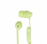 Yookie Universal Mikrofonlu Sarı Kulakiçi Kulaklık