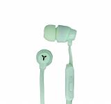 Yookie Universal Mikrofonlu Yeşil Kulakiçi Kulaklık