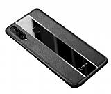 Zebana Huawei P30 Lite Premium Siyah Deri Kılıf