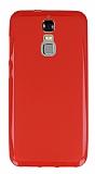 ZTE Blade A610 Plus Kırmızı Silikon Kılıf