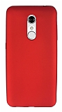 ZTE Blade A910 Mat Kırmızı Silikon Kılıf