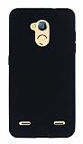ZTE Blade V7 Lite Mat Siyah Silikon Kılıf