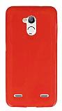 ZTE Blade V7 Lite Kırmızı Silikon Kılıf