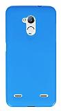 ZTE Blade V7 Lite Mavi Silikon Kılıf
