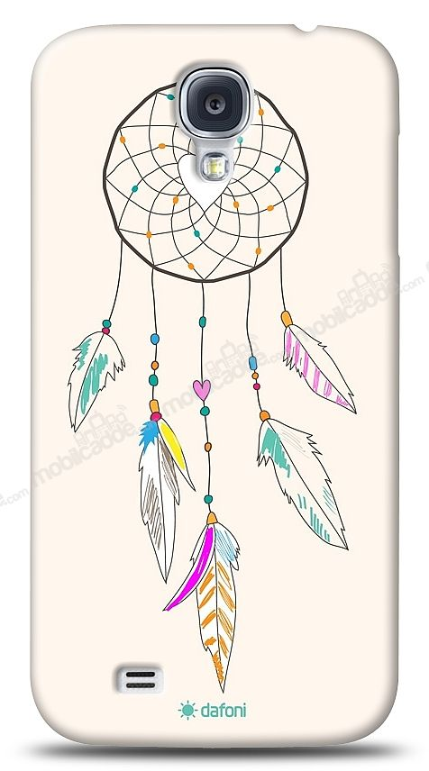 Samsung Galaxy i9500 S4 Dream Catcher Kılıf