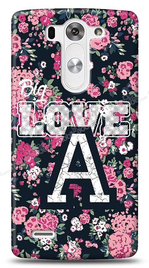 LG G3 S / G3 Beat Big Love Kılıf