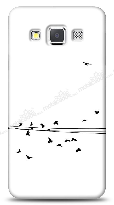 Samsung Galaxy A3 Flying Birds Kılıf