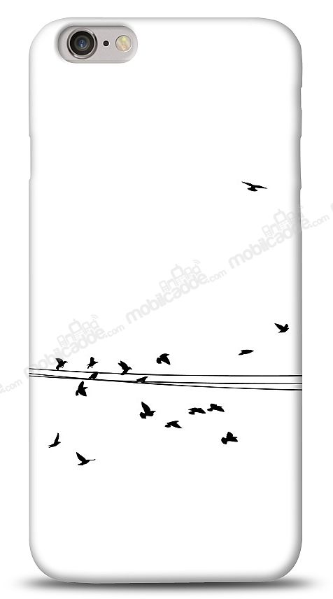 iPhone 6 Flying Birds Kılıf