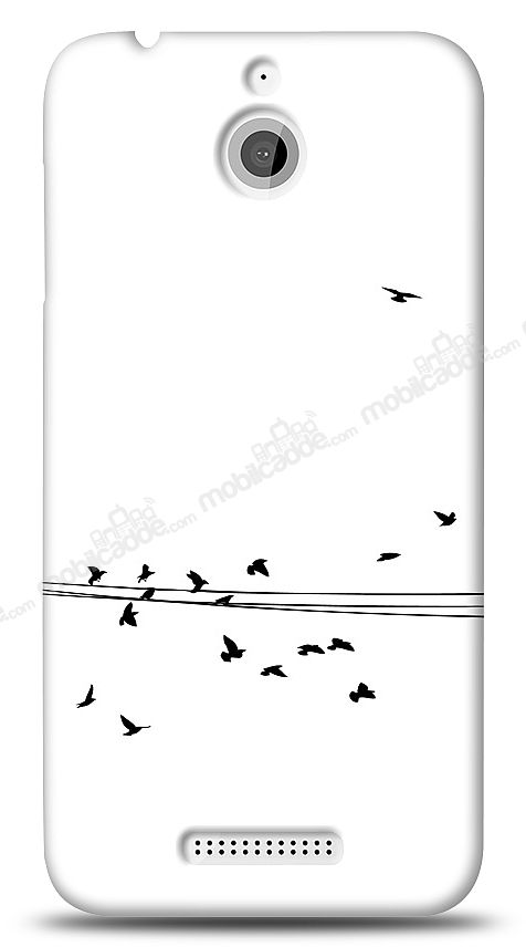 HTC Desire 510 Flying Birds Kılıf
