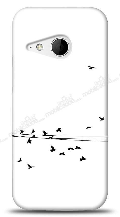 HTC One mini 2 Flying Birds Kılıf