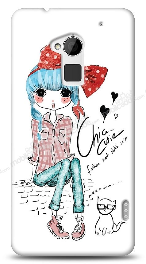 HTC One Max Cute Chic Kılıf