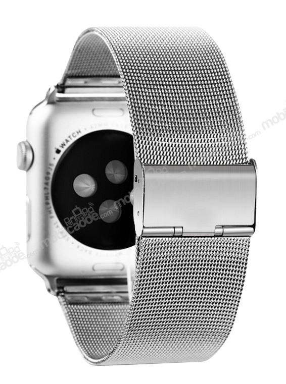Apple Watch Silver Metal Kordon (42 mm)