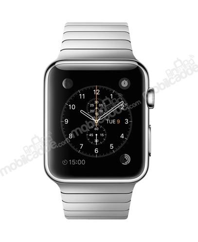 Baseus Apple Watch Link Bracelet Orjinal Silver Metal Kordon