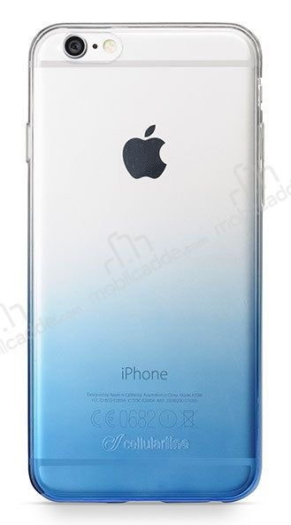 Cellular Line Shadow iPhone 6 / 6S Dark Blue Silikon Kılıf