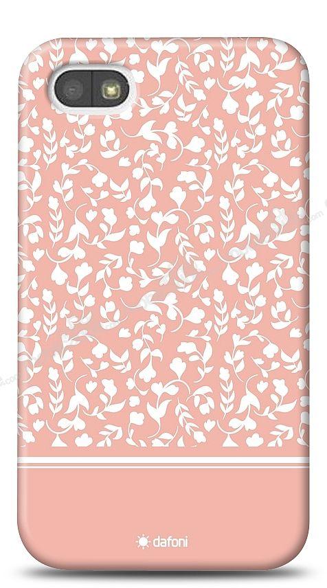 BlackBerry Q5 Pink Flower Kılıf | Ücretsiz Kargo ...