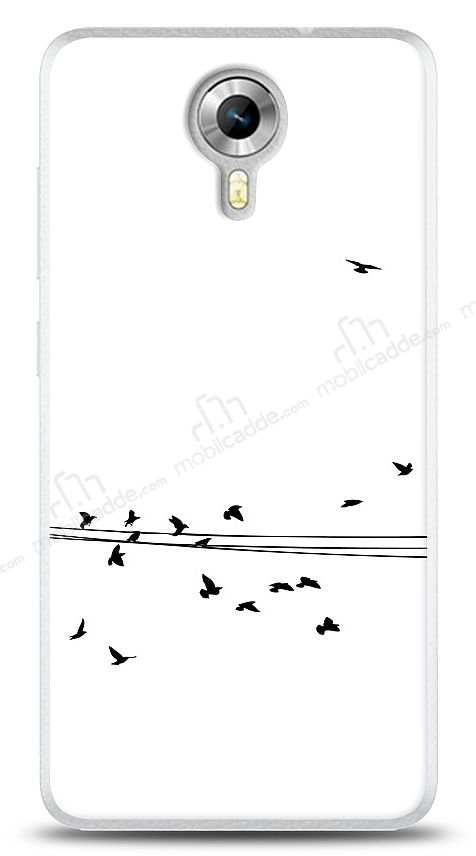 General Mobile Android One Flying Birds Kılıf