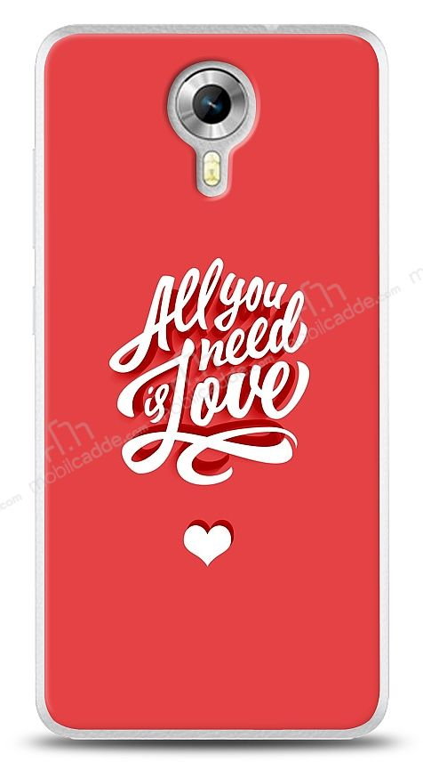 General Mobile Android One Need Love Kılıf