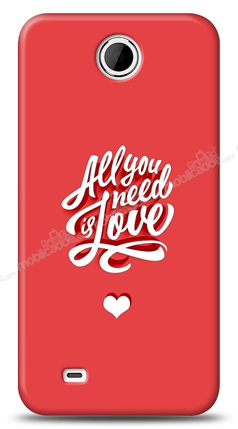 HTC Desire 300 Need Love Kılıf