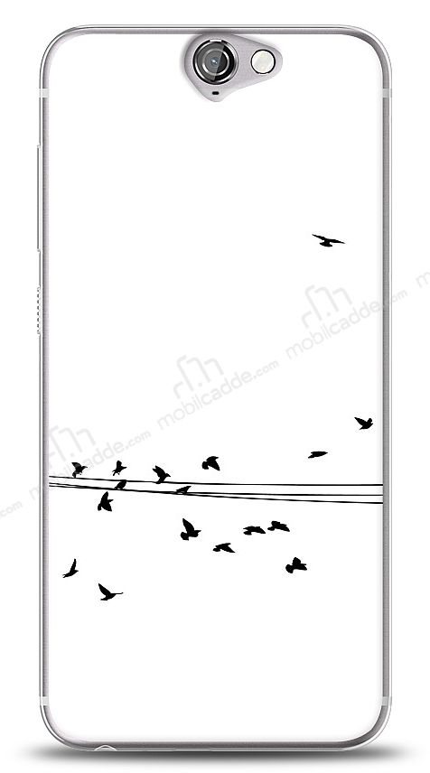 HTC One A9 Flying Birds Kılıf