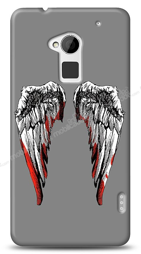 HTC One Max Bloody Angel Kılıf
