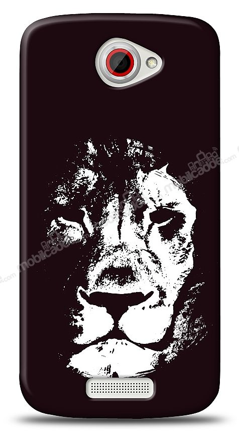 HTC One S Black Lion Kılıf