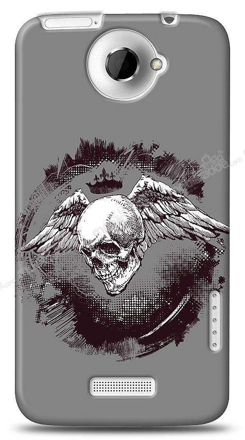 Dafoni HTC One X Angel Of Death Kılıf