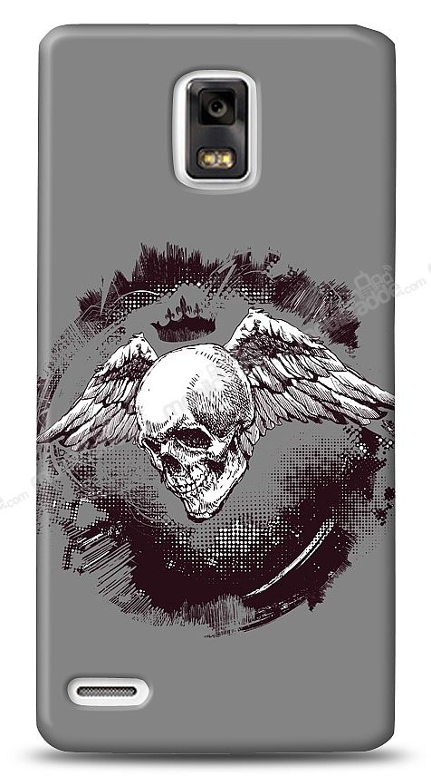 Huawei Ascend P1 Angel Of Death Kılıf