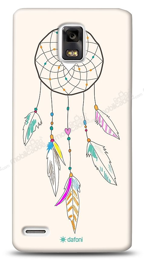 Huawei Ascend P1 Dream Catcher Kılıf