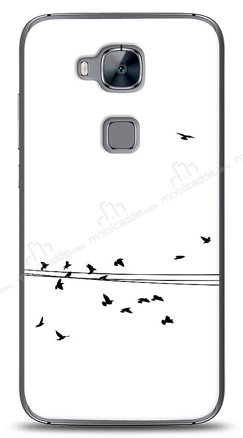 Huawei G8 Flying Birds Kılıf