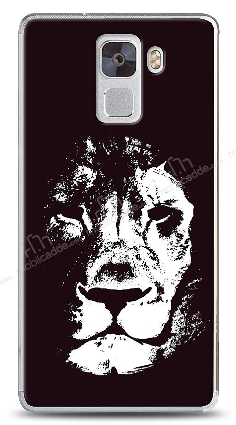 Huawei Honor 7 Black Lion Kılıf