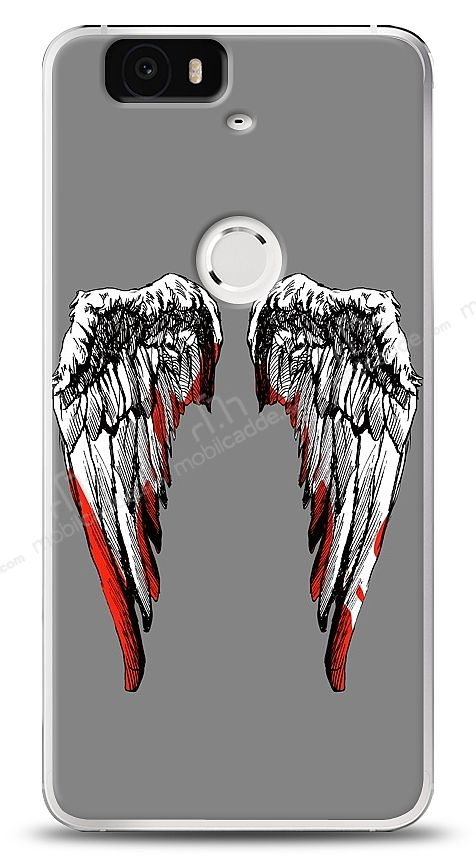 Huawei Nexus 6P Bloody Angel Kılıf