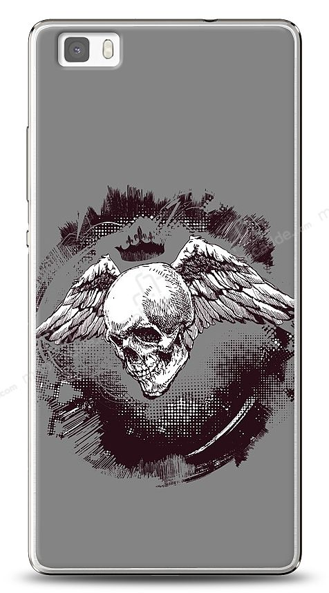 Huawei P8 Lite Angel Of Death Kılıf