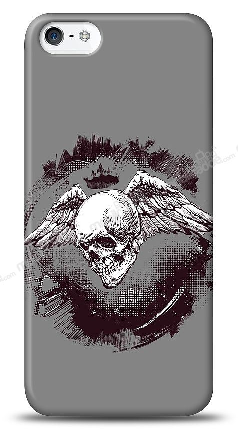 iPhone SE / 5 / 5S Angel Of Death Kılıf