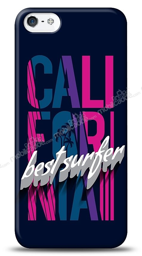 iPhone SE / 5 / 5S California Surfer Kılıf