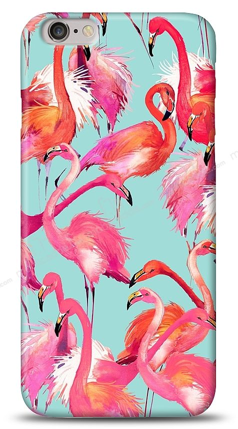 iPhone 6 Flamingo Kılıf