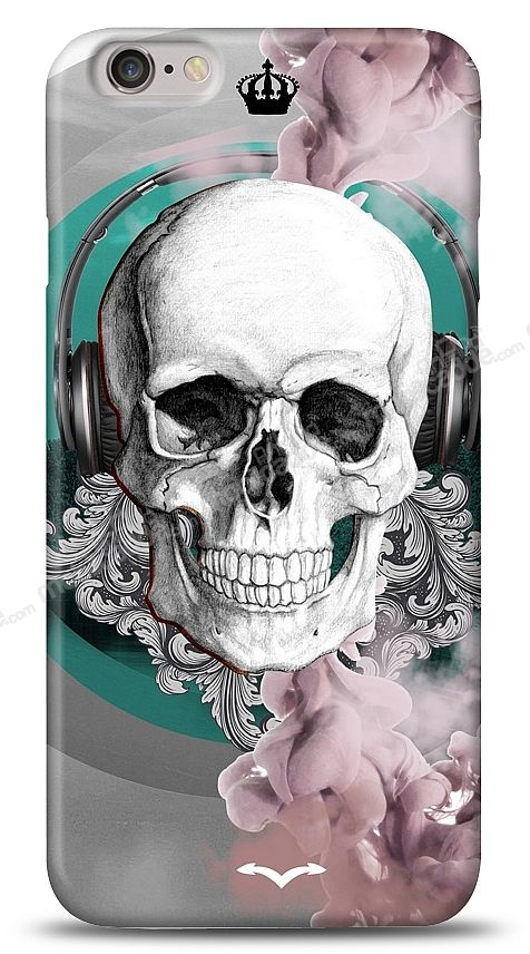 iPhone 6 Lovely Skull Kılıf