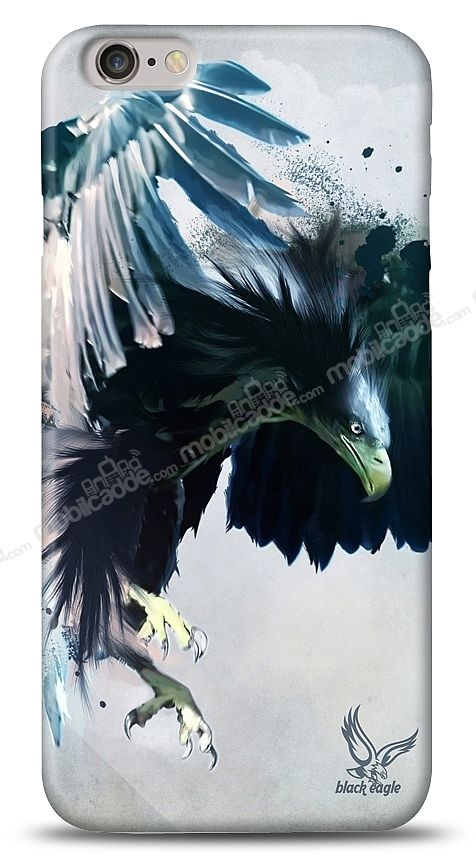 iPhone 6 Plus Black Eagle Kılıf