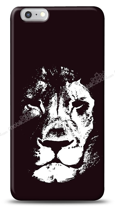 iPhone 6S Black Lion Kılıf