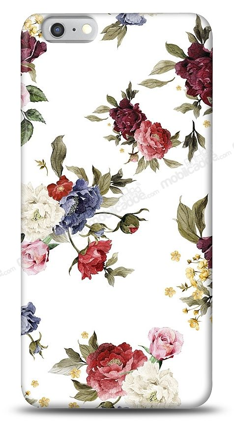 iPhone 6S Plus Vintage Flowers Kılıf
