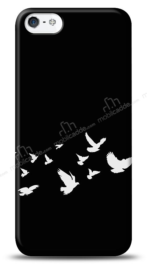 iPhone SE / 5 / 5S Freedom Black Kılıf