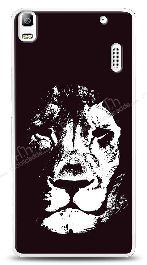 Lenovo K3 Note Black Lion Kılıf