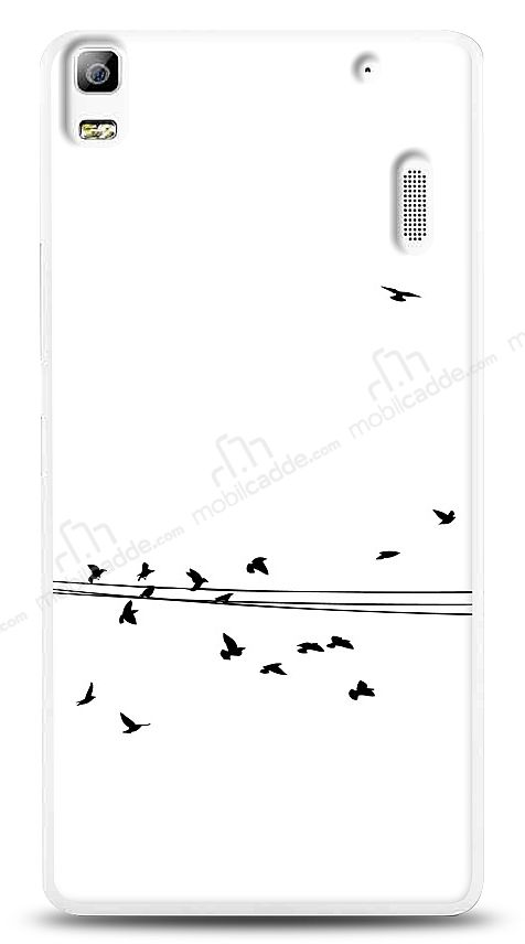 Lenovo K3 Note Flying Birds Kılıf
