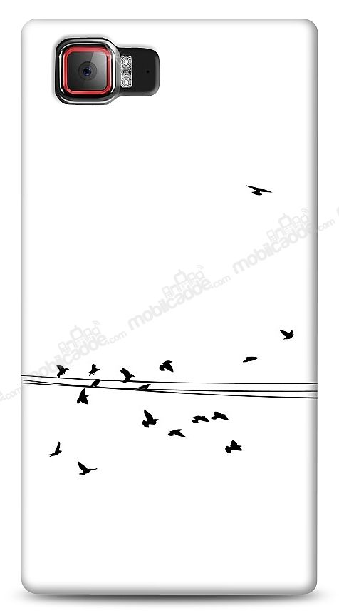 Lenovo Vibe Z2 Flying Birds Kılıf