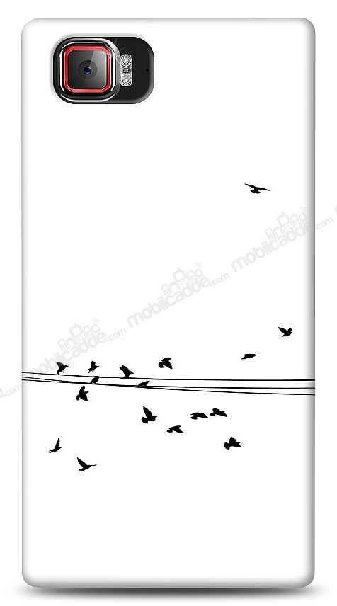Lenovo Vibe Z2 Pro Flying Birds Kılıf