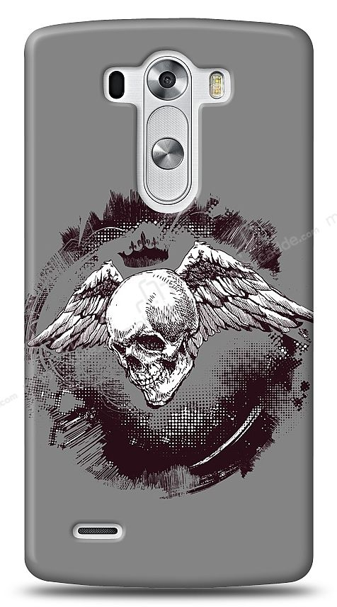 LG G3 Angel Of Death Kılıf