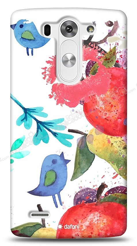 LG G3 S / G3 Beat Water Color Kiss Kılıf