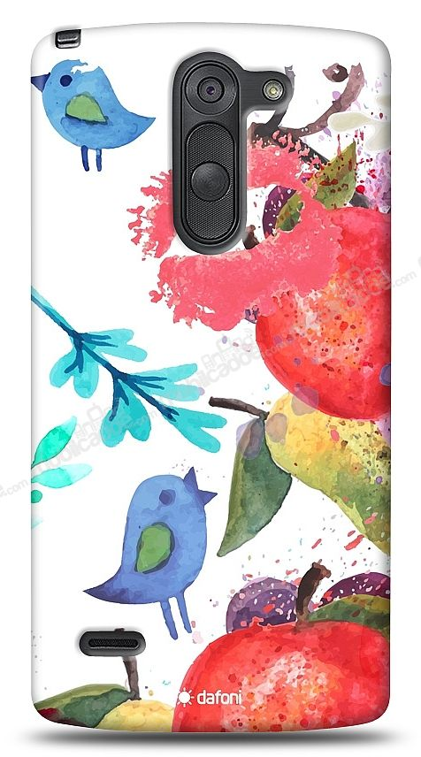 LG G3 Stylus Water Color Kiss Kılıf
