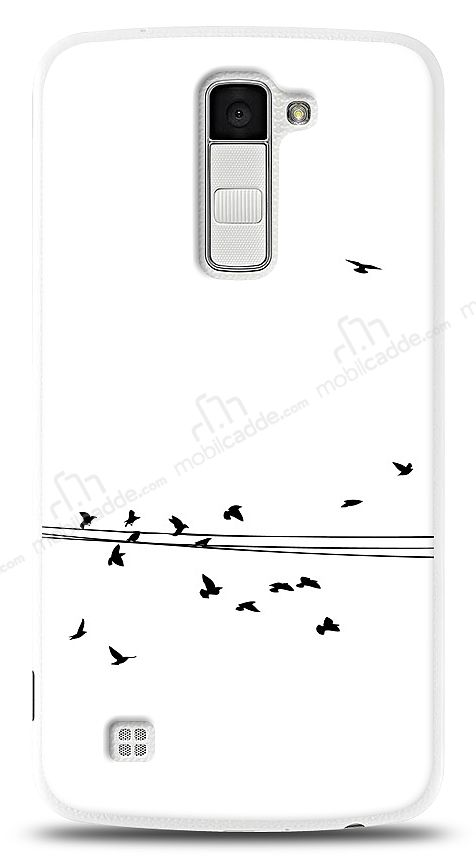 LG K10 Flying Birds Kılıf